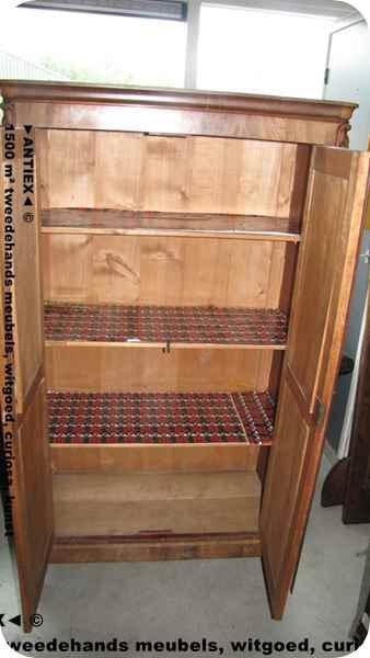 9500 Biedermeier Kast Antiek Mahonie 150 Huntingadcom