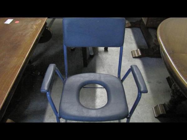 Wc Stoel Thuiszorgwinkel : Poepstoel toiletstoel u ac huntingad