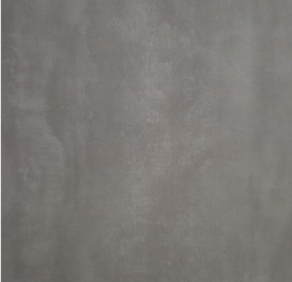 Silver titan grey betonlook vloertegels tegels 60x60 - Tegel grijs antraciet gepolijst ...