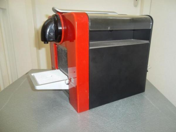 nespresso machine cube