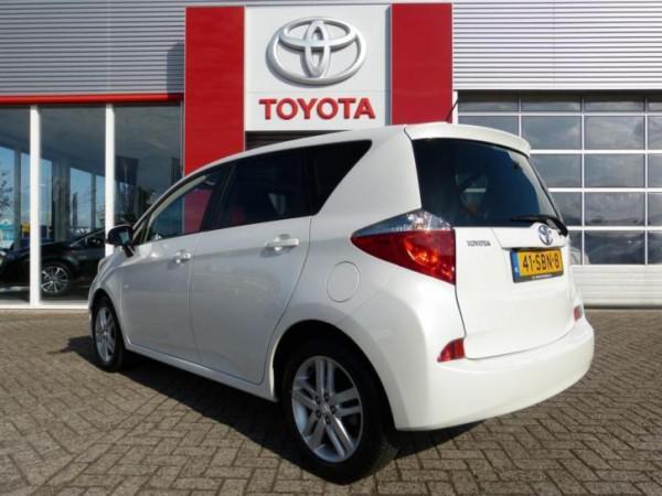 Toyota Verso Nieuw Model >> Toyota Verso-S 1.3 VVT-I DYNAMIC PANORAMIC NAVIGATIE - huntingad.com