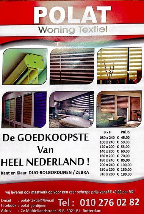 Emejing Polat Gordijnen Rotterdam Pictures - Trend Ideas 2018 ...