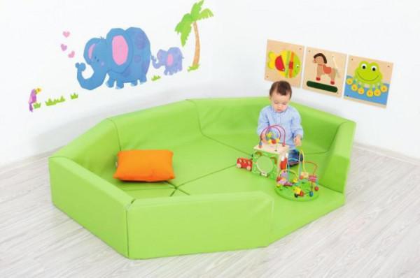 Kruiphoek Baby Foam Hoek Kinderopvang Kinderdagverblijf