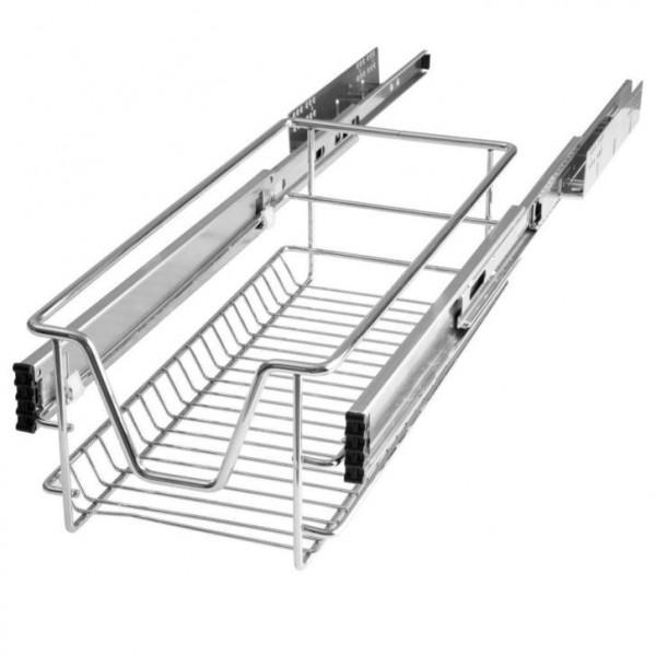 Uitschuifbaar keukenrek voor keukenkast 30 cm breed for Ladenblok 30 cm breed