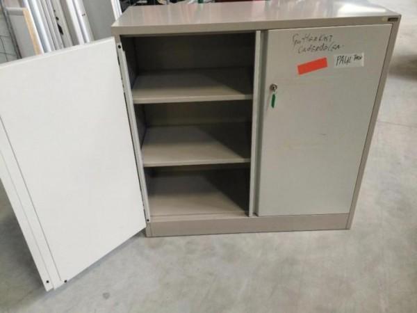 Diverse Lage Metalen 2 Deurs Kasten Voor Garage Werkplaats