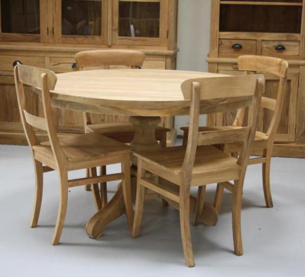 Vierkante Eettafel 150x150 Cm.Vierkante Eettafel Van Teakhout 150x150cm Indoteak Huntingad Com