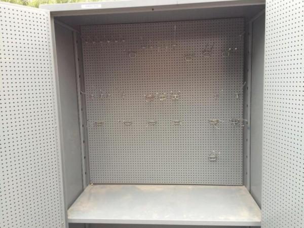 Metalen Opbergkasten Garage : Stalen gereedschapskast metalen kast met deuren en laden