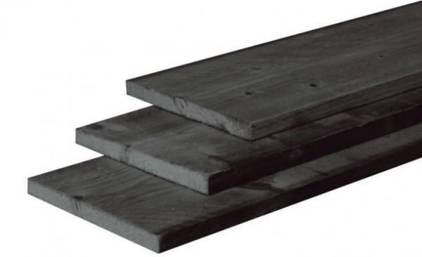 Potdekselplanken zweeds rabat zwart vlotdelen zwarte plank - Planken zwarte ...