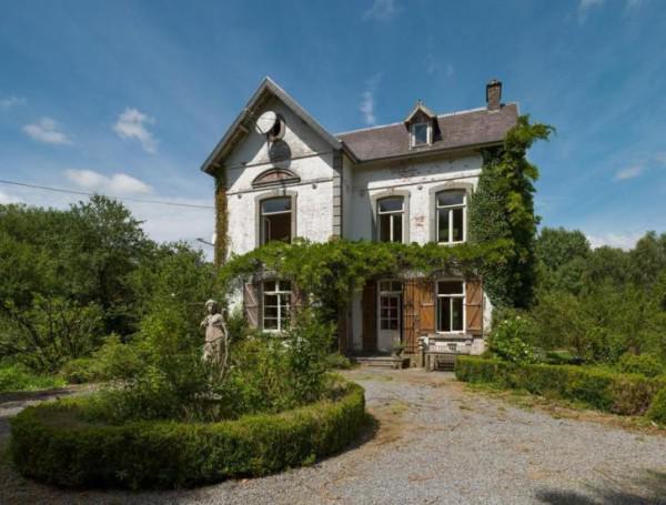 Jacht huis in noord frankrijk te koop for Vijver te koop ardennen